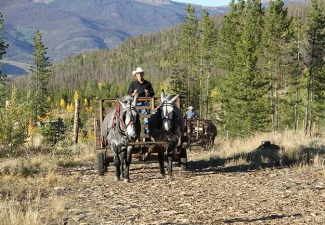 I. Chuck Wagon Rides