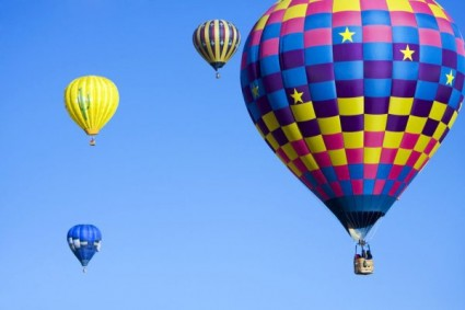 L. Hot Air Balloons