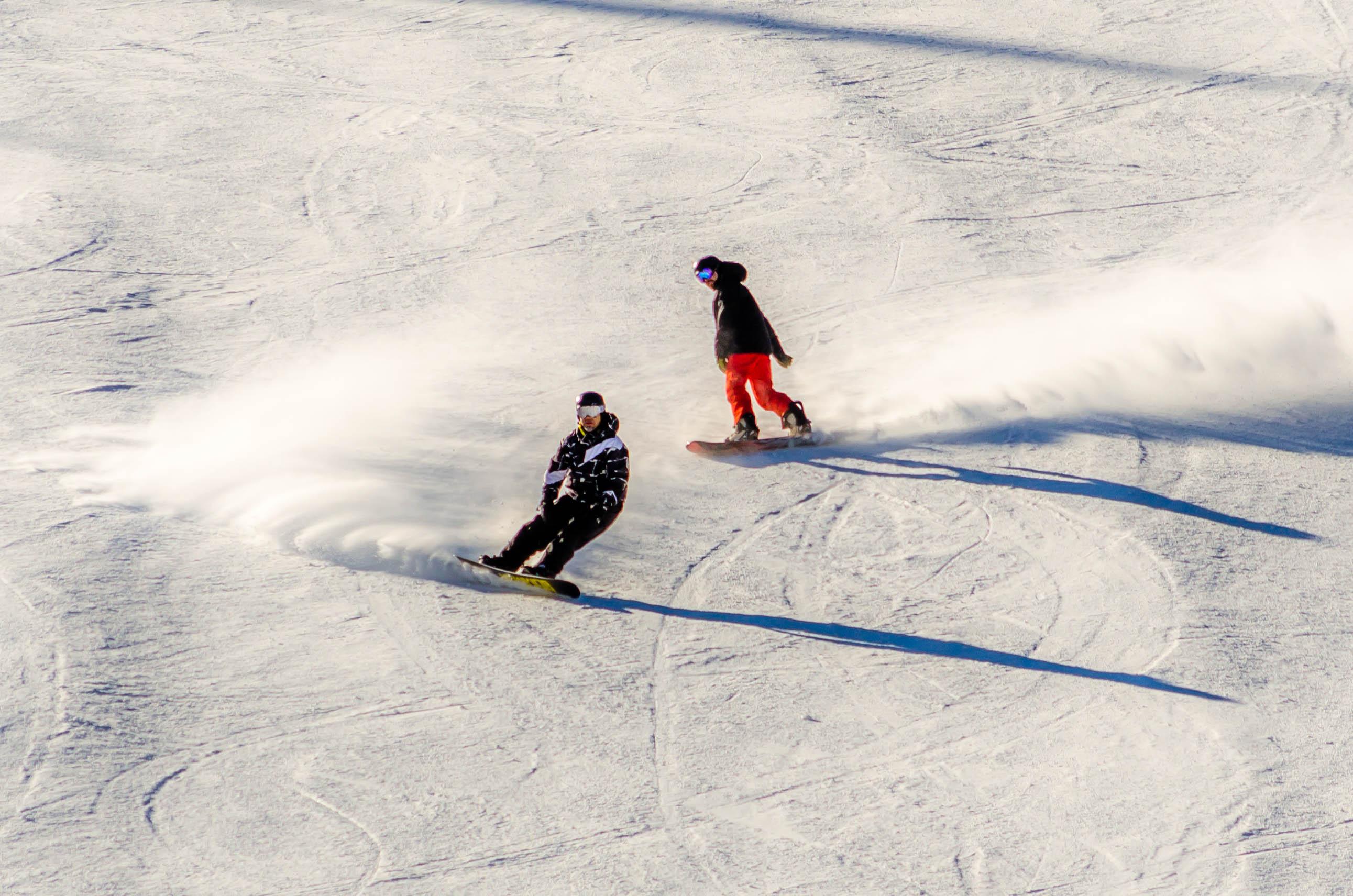 A. Ski _ Snowboard